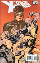 Young X-Men (2008) -5- Fall of the mutants