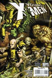 Young X-Men (2008) -8- The Y-Men part 1 : outnumbered