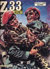 Z33 agent secret -144- Les chacals de Narvik