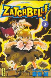 Zatchbell ! -3- Tome 3