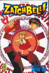 Zatchbell ! -4- Tome 4