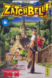 Zatchbell ! -6- Tome 6
