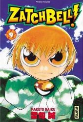 Zatchbell ! -9- Tome 9