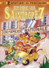 Les z'aventures du prince Nunki -1- Panique sur Saintropez
