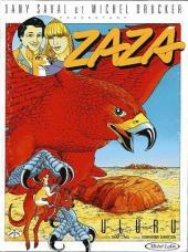 Zaza (Les aventures de) -2- Uluru