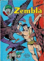 Zembla -78- Mort d'un empereur