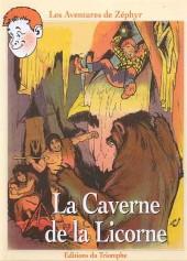 Zéphyr -9- La Caverne de la Licorne