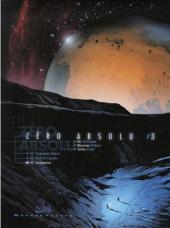 Zéro absolu -3a2006- Incarnations
