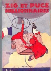 Zig et Puce -2- Zig et Puce millionnaires