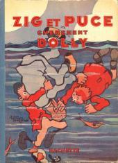 Zig et Puce (Hachette) -5- Zig et Puce cherchent Dolly