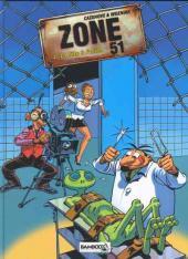 Zone 51 -2- La fête à l'Alien