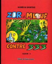 Zor et Mlouf -4- Contre 333 - album 4