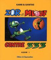 Zor et Mlouf -1- Contre 333