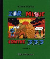Zor et Mlouf -2- Contre 333 - album 2