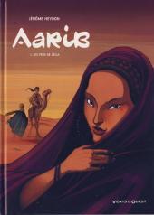 Aarib -1- Les yeux de Leïla