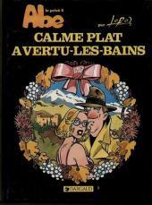 Abel Dopeulapeul (Puis Abe le privé) -4- Calme plat à Vertu-les-bains