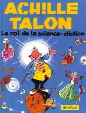 Achille Talon -10- Le roi de la science-diction