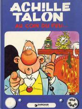 Achille Talon -12- Achille Talon au coin du feu...