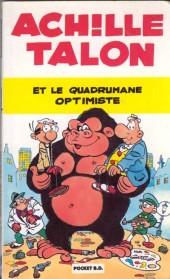 Achille Talon -15poch- Achille Talon et le quadrumane optimiste