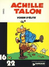 Achille Talon (16/22) -640- Voisin d'élite