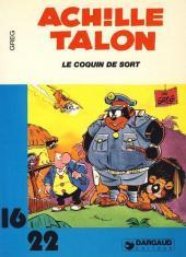 Achille Talon (16/22) -13142- Le coquin de sort