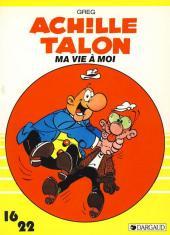 Achille Talon (16/22) -16175- Ma vie à moi