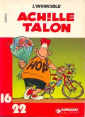 Achille Talon (16/22) -852- L'invincible Achille Talon