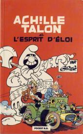Achille Talon -25Poch- Achille Talon et l'esprit d'Éloi