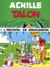 Achille Talon -37- Achille Talon et l'archipel de Sanzunron