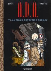 A.D.A. - Antique Detective Agency -1- Antique Detective Agency
