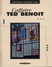 (AUT) Benoit, Ted -6Cat.TL- L'affaire Ted Benoît