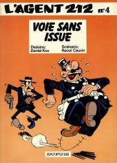 L'agent 212 -4- Voie sans issue