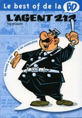 L'agent 212 -BOBD- Le best of de la BD - 4