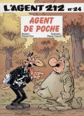 L'agent 212 -24- Agent de poche