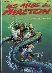 Les ailes du Phaéton -1- Le ventre de Kashoum