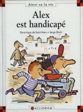 Ainsi va la vie (Bloch) -44- Alex est handicapé