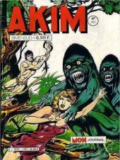 Akim (1re série) -627- Les monstres de l'espace