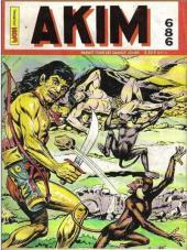Akim (1re série) -686- La main de feu