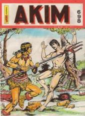 Akim (1re série) -698- L'île des esclaves
