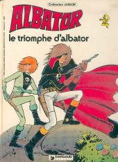 Albator (Collection Junior) -3- Le triomphe d'Albator