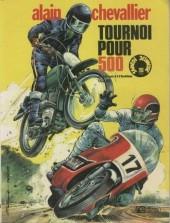 Alain Chevallier -3'- Tournoi pour 500
