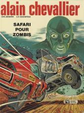 Alain Chevallier -5- Safari pour Zombis