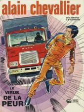 Alain Chevallier -6- Le virus de la peur