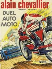 Alain Chevallier -7- Duel Auto Moto