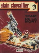 Alain Chevallier -92- Team de la mort