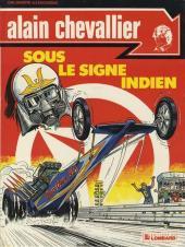 Alain Chevallier -147- Sous le signe indien