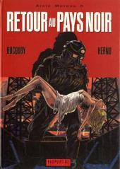 Alain Moreau -0a- Retour au pays noir