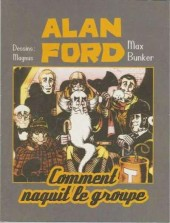 Alan Ford (Coffre à BD) -1- Comment naquit le groupe