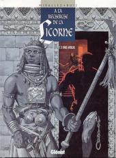 À la recherche de la Licorne -3- Finis africae