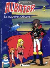 Albator (Collection Junior) -2- La revanche d'Albator